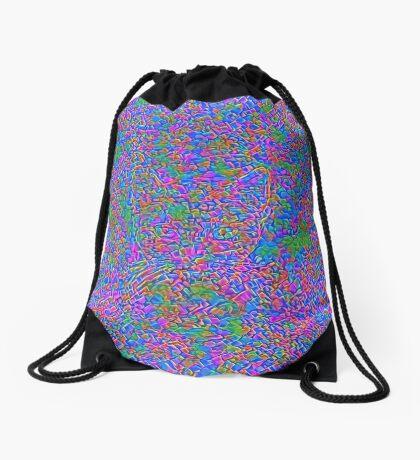 Hiding Drawstring Bag