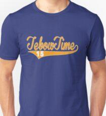 Tebow Time Funny Tim Tebow Baseball Shirt T-Shirt