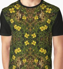 Tormentil in Shalwy Valley Graphic T-Shirt