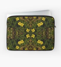 Tormentil in Shalwy Valley Laptop Sleeve