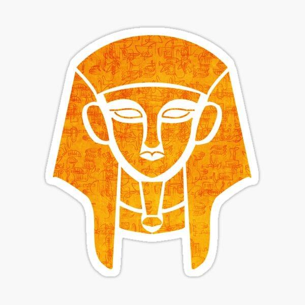 pharaoh Sticker