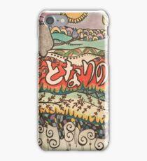 Totoro' Neighborhood iPhone Case/Skin