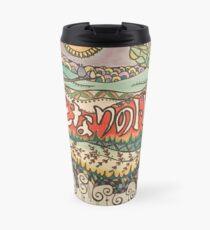 Totoro' Neighborhood Travel Mug