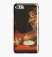 Hiepes, Tomas - Sweetmeats And Dried Fruit On A Table iPhone Case/Skin