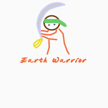 Earth Warrior by taulepton