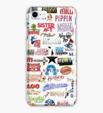 Musical Theatre Greats iPhone Case/Skin