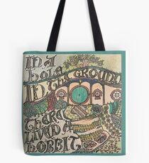 Hobbit Home Tote Bag