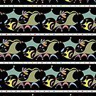 gracious black by Andi Bird
