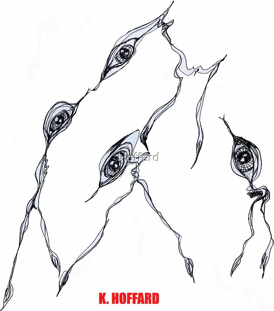 Social Eye's by Hoffard