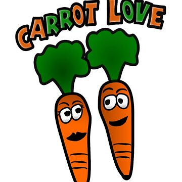 Carrot Love With Carrot  by goool