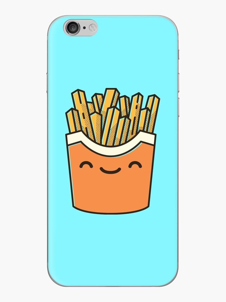 Smiley French Fries by Blake Stevenson