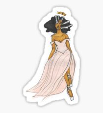 ballet princess Sticker