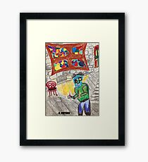 It Came Upon a Midnight Clear Framed Print
