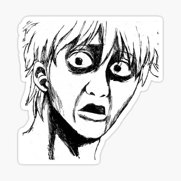 Gintama - Tired of your Sh*t Sticker