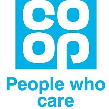 Co-op people who care T-Shirt by RudieSeventyOne