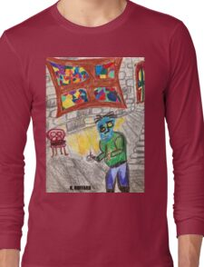 It Came Upon a Midnight Clear Long Sleeve T-Shirt