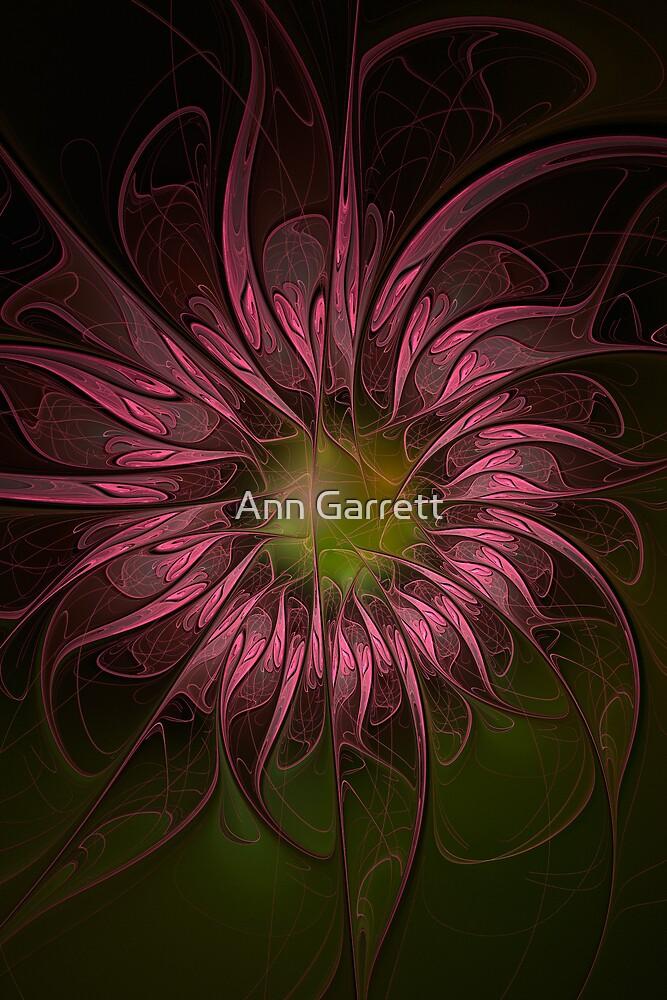 Fractal Ring by Ann Garrett