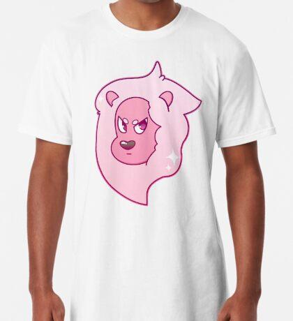 Pink Lion Long T-Shirt