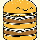 Happy Burger  by Blake Stevenson