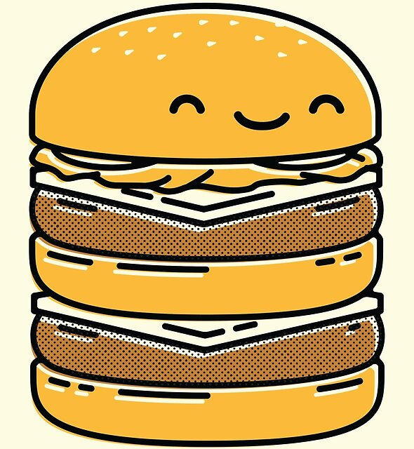 «Happy Burger» de Blake Stevenson