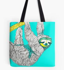 Sloth Obsession Tote Bag