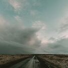 Miles to Go x Iceland Road by Leah Flores