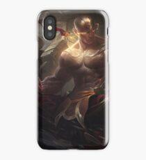 God Fist Lee Sin iPhone Case