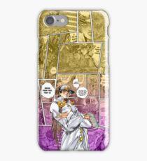 Jotaro Kujo Part 4 Manga Phone case iPhone Case/Skin