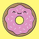 Happy Donut by Blake Stevenson