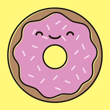 Happy Donut by Jetpack