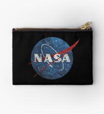 NASA Vintage Emblem Studio Pouch