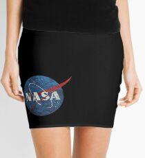 NASA Vintage Emblem Minirock