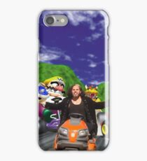 Broken Mario Kart iPhone Case/Skin