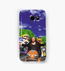 Broken Mario Kart Samsung Galaxy Case/Skin