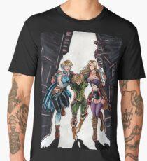 Cityscape Escape  Men's Premium T-Shirt