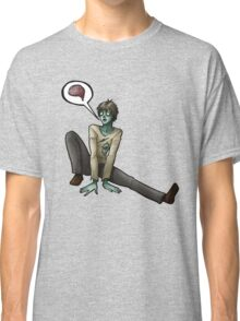 Sad Zombie Classic T-Shirt