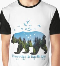 Everyday is Earth Day Graphic T-Shirt