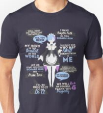 Rem Quotes Unisex T-Shirt