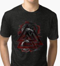 Path to Valhalla Tri-blend T-Shirt