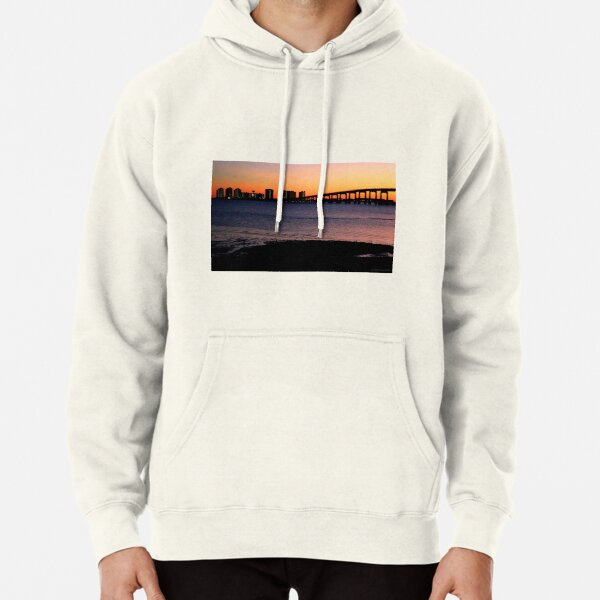 Sunset City Pullover Hoodie