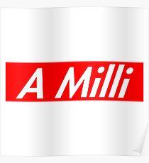 A Milli Supreme Poster