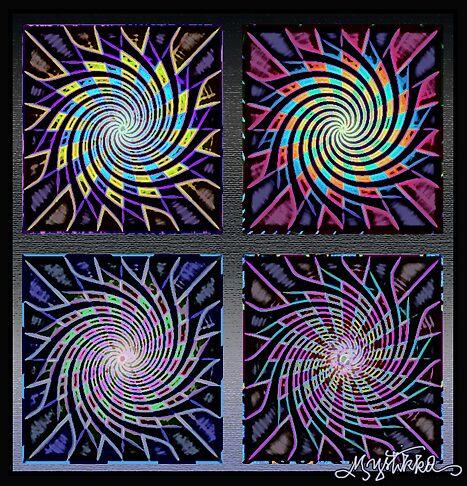 Pinwheel by Mystikka