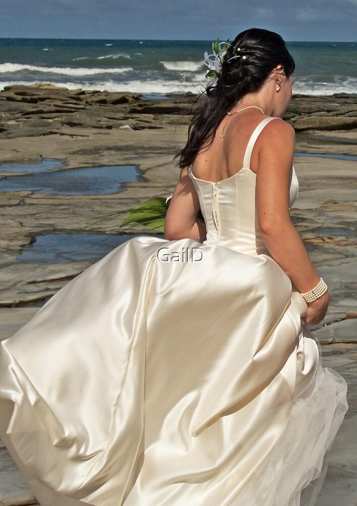 Beach Stroll by GailD