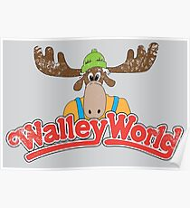Walley World - Vintage Poster