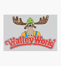 Walley World - Vintage Photographic Print