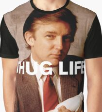 Throwback - Donald Trump Graphic T-Shirt