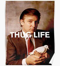 Throwback - Donald Trump Poster