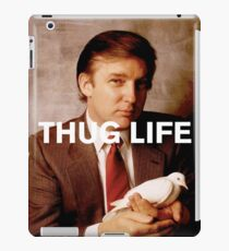 Throwback - Donald Trump iPad Case/Skin