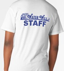 Water Wizz - STAFF Long T-Shirt