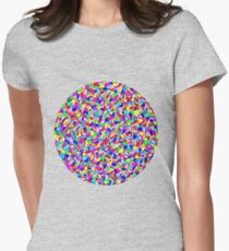 Collective Unconscious 1 Womens Fitted T-Shirt